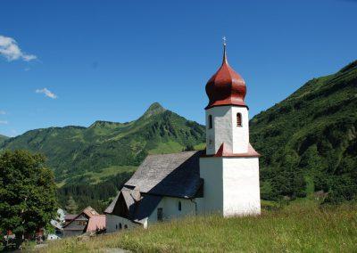 DamÅlser Kirche 3